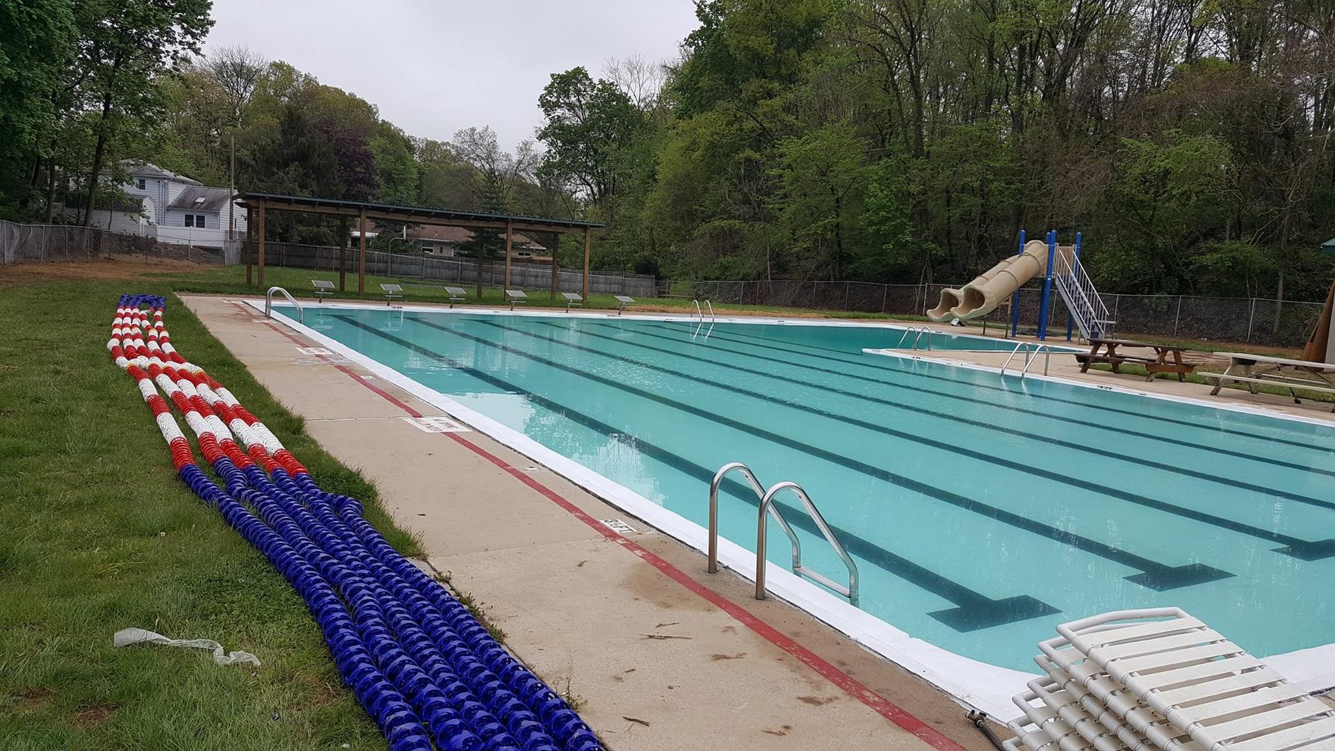 Latshmere Swim Club